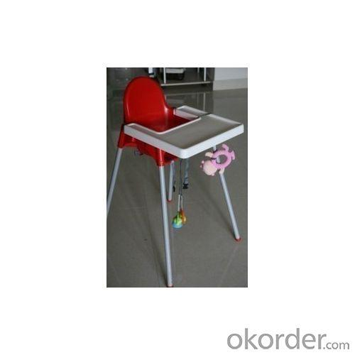 Little Baby's Chair of Environmental Material Used for Home and Restaurant