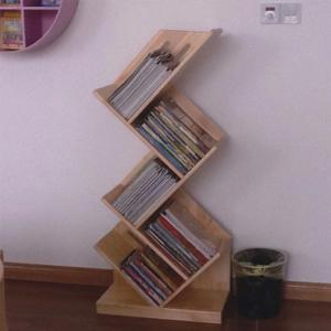 Children's Wooden Bookshelf for Primary School OEM Available
