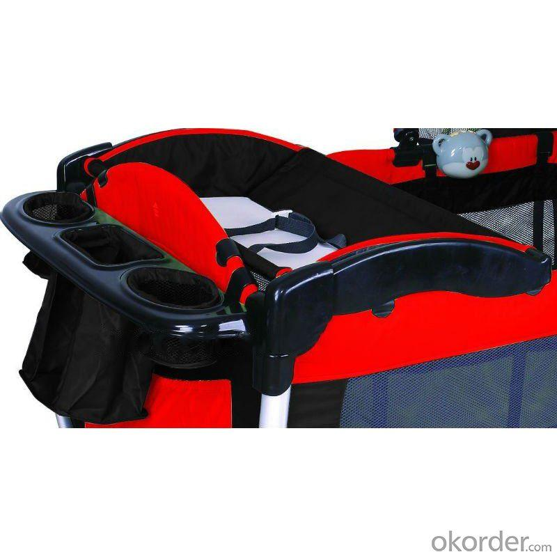 Travel Cot With Luxury Tube