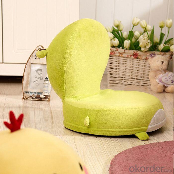 Creative Pumpkin Modeling Kids' Sofa Non-toxic Material Bright Color