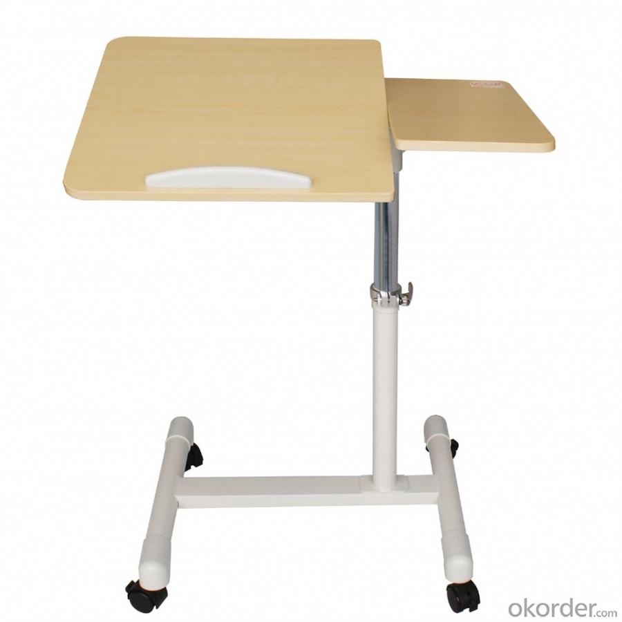 Overbed Table Manufacturers Suppliers Height Adjustable Bed Table Angle Adjustable Laptop Desk, Children Study Table