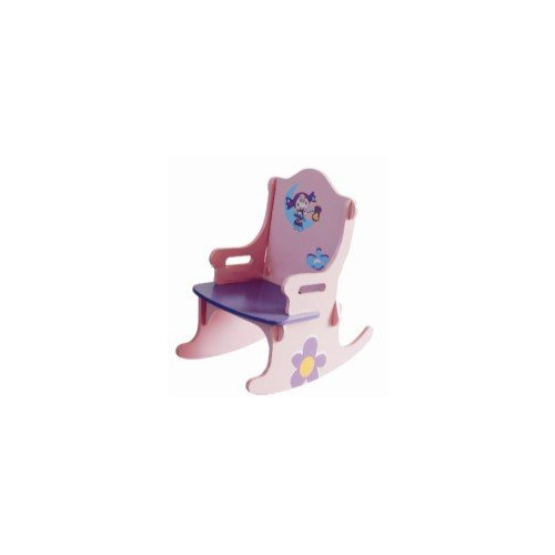 Fairy Style Chair for Children with Cartoon Pattern and Interesting Design