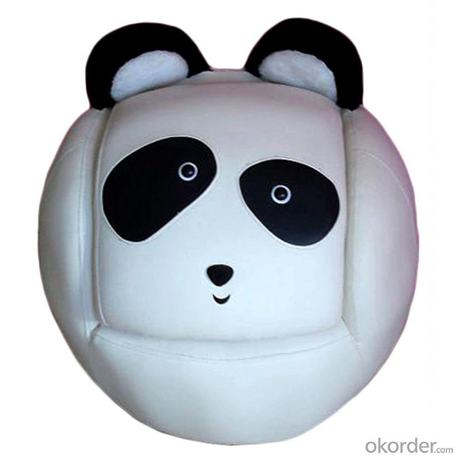 Panda Style Kids' Sofa with Ech-friendly Material Unique Design