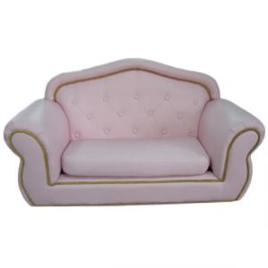 Comfortable Two Seats Sofa Multiple Color Customized Pattern