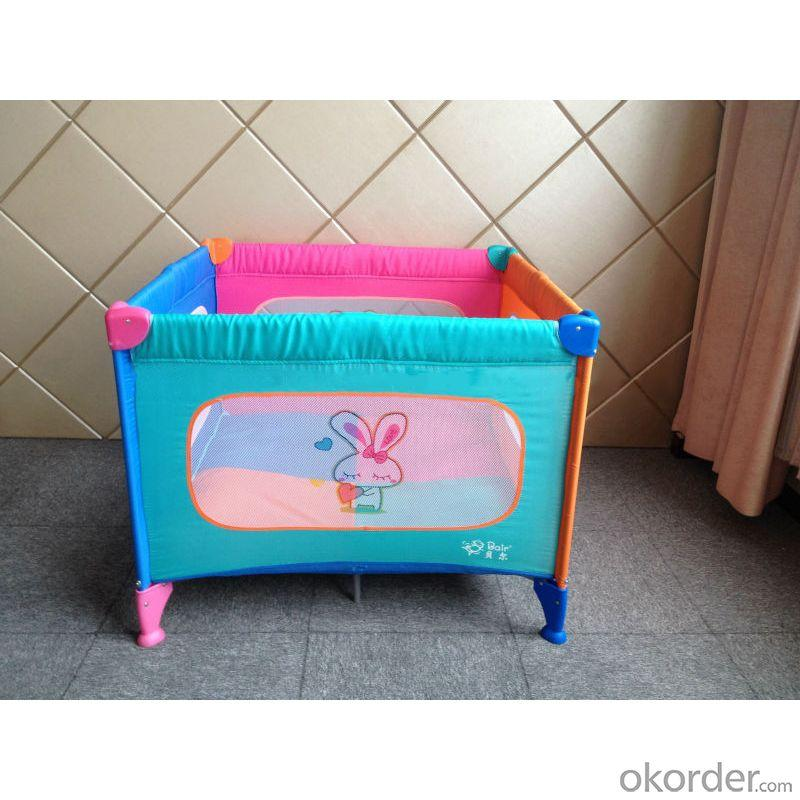 2014 Steel Baby Quadrate Play Ground Pk-002
