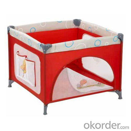 Comfortable Folding Baby Playpen in New Style form China Factory