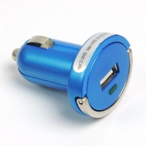 Car Charger for Smart Phones/PDA/E-Cigarette/Camera with Dual USB Port with  Vibration Reliability