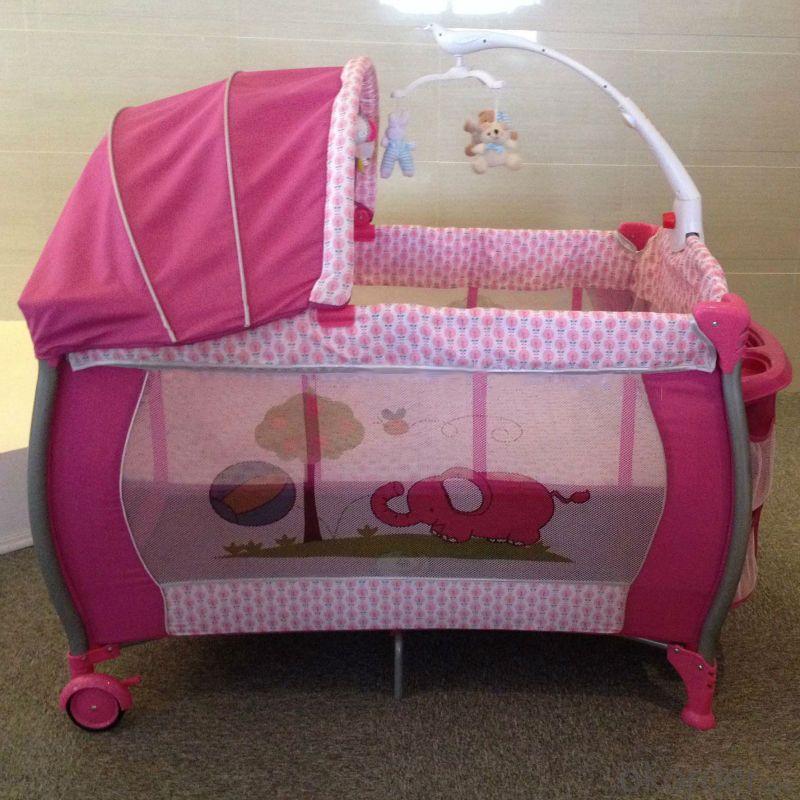 2014 Aluminum Baby Travel Cot Pn-004 (Ltp504)