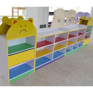 Lovely Cartoon Design Kids' Cabinet Storage for Kindergarten