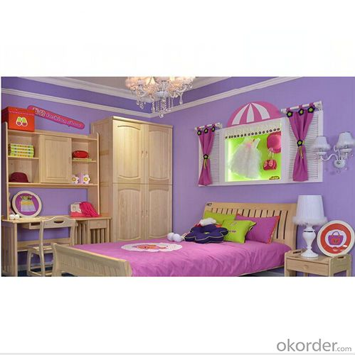 China Manufacturer High Quality And Low Price Solid Wood Kids Table With Bookcase, Solid Wood Children Furniture
