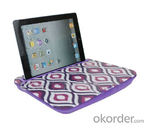 2014 New Arrival On Sofa/Bed Cooskin Portable Laptop Desk/Laptop Tray With Cushion On Knee
