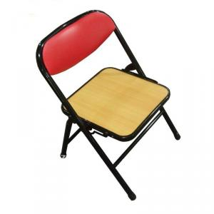 PU Folding Chair for Children Multiple Color Comfortable and Durable