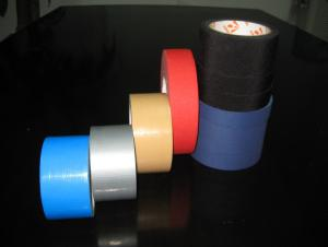 Colored Duct Tape With Standard Adhesion