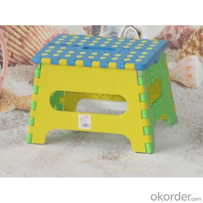 Kids' Plastic Small Stool for Kingdergarten Customized Color Cute Look