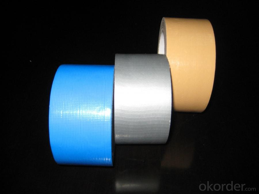Duct Tape Jumbo Rolls With Simple Package