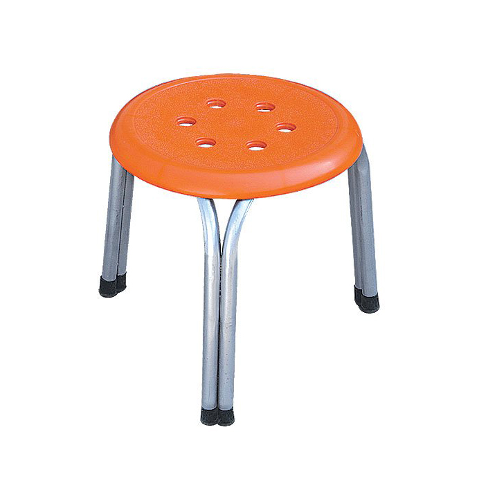 Outdoor Plastic Chair for Children Non-toxic Material with Bright Color