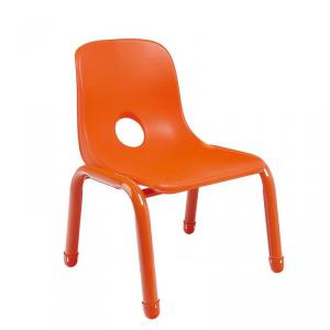 Kids' Plastic Stacking Chair New Ergonomic Design Non-toxic