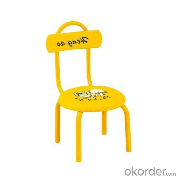 Unique Children's Chair with Spurts Spreads  Steel Frame Fashion Look