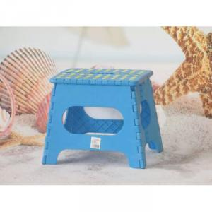 Foldable Children's Chair with Environmental Plastic Multiple Color