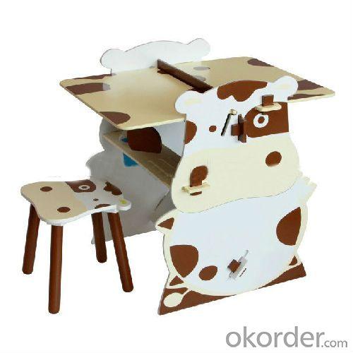 children desk, cartoon children table