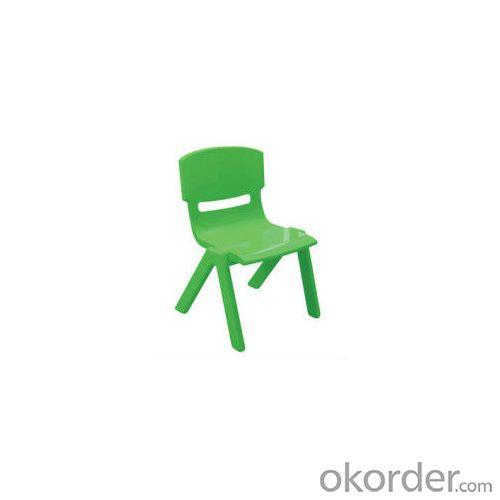 Light Kids' Chair for Kingdergarten Made of Eco-friendly Material