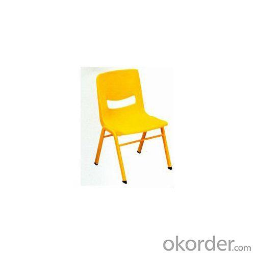 Colorful Plastic Children's Chair Multiple Style with Ergonomic Design
