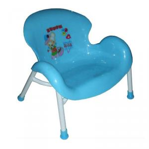 PP Plastic Children's Chair with Durable Powder Coating Steel