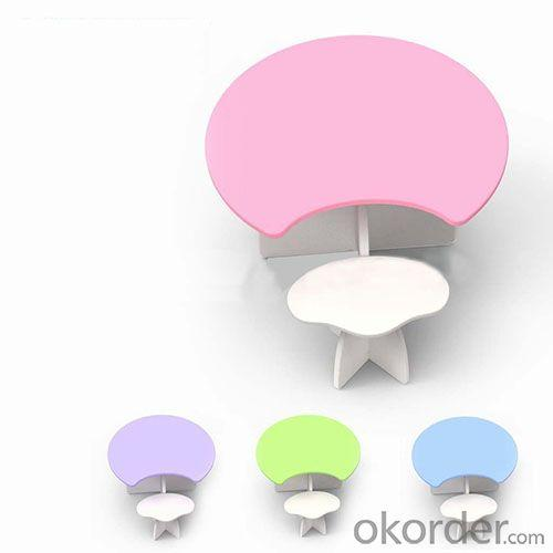 Children Furniture/Kids Desk/Student Study Table in Multi Colors Cartoon for Home and School Use