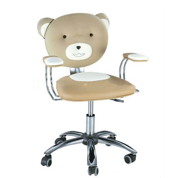 Bear Style Children's Computer Chair of Synthetic Leather
