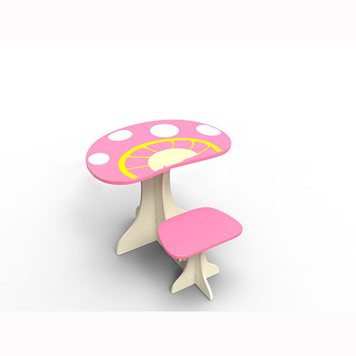 Children Furniture Preschool Children Table/Kids Dinner Table and Chair Set in Fashion Design
