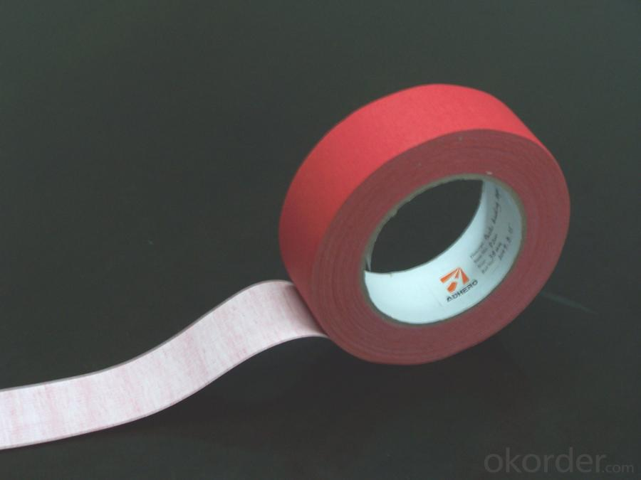 Cotton Tape With Aluminum Raw Material