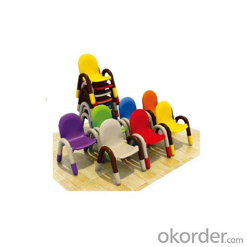 Pp Plastic Children'S Chairs With Different Colors