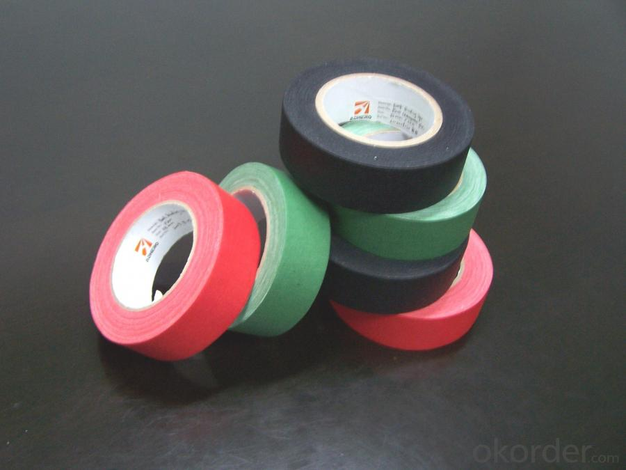 Waterproof And Weather Resistance Cotton Tape