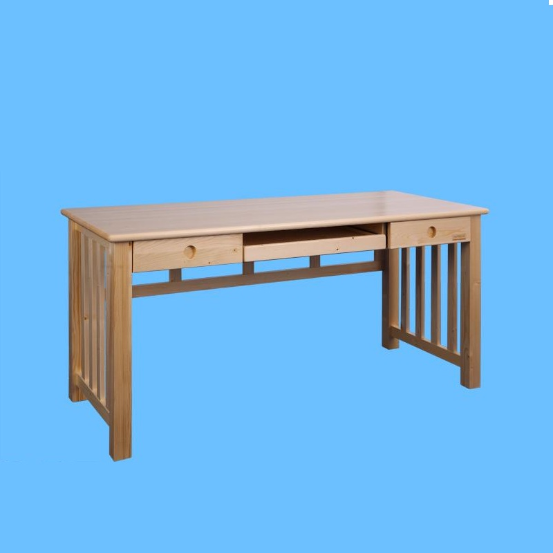 Children Furniture/Kids Study Table/Coffee Table in Natural Solid Pine Wood