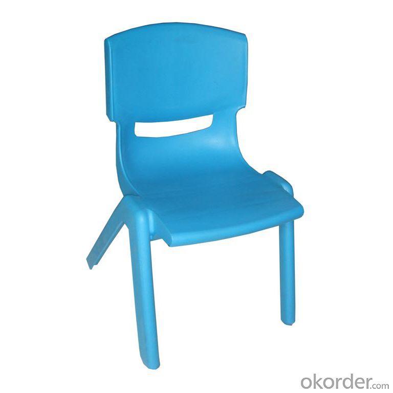 Elegant Plastic Children's Chair Multiple Color Customized Logo
