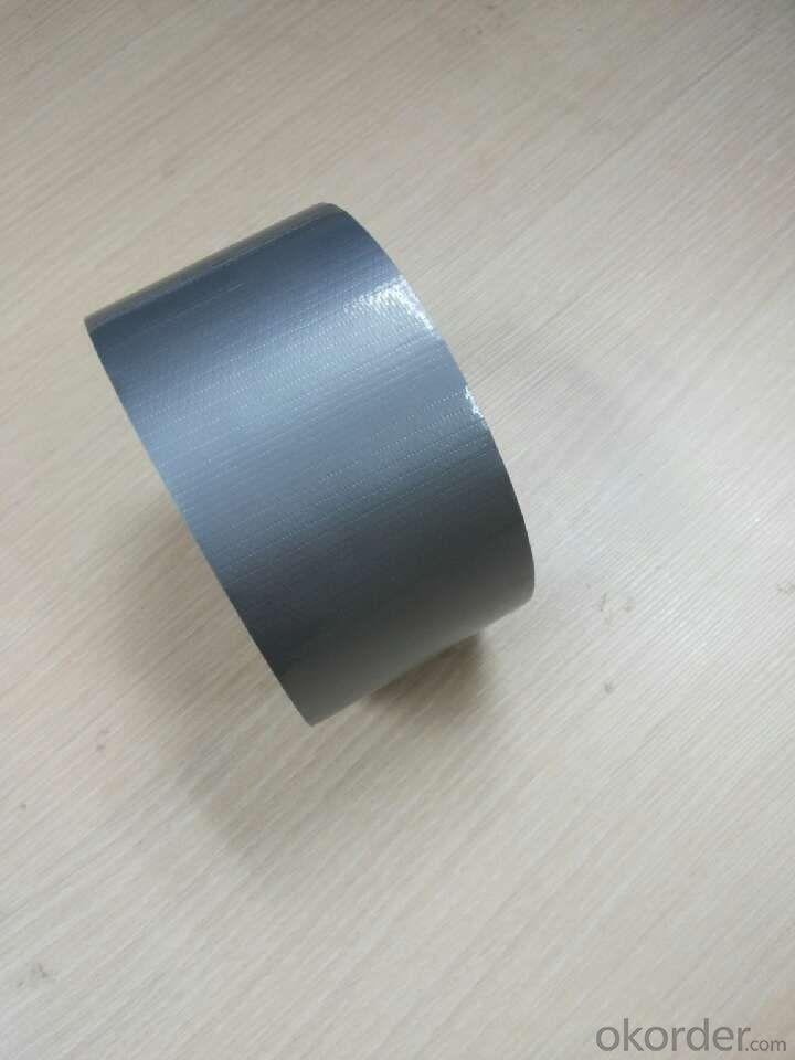 Black Duct Tape With High Adhesion