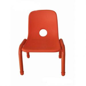 Plastic Light Kids' Chair for Preschool with Eco-friendly Material