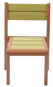 Wooden Kids' Study Chair Comfortable and Durable Non-toxic