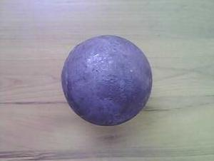 Forged Steel Grinding Ball in Good Condition with Well Abrasive Rwsistance apply for Cement
