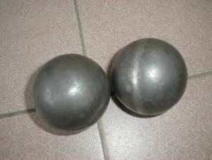 Grinding Media Ball Made in China Use the Top Quality Steel with High Hardness and Low Breakage Rate