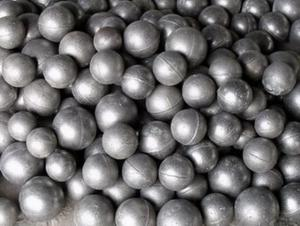 Low Chromium Alloyed Grinding Ball with Best Quality Rwa Material for Refractory Factory and Cement Plant