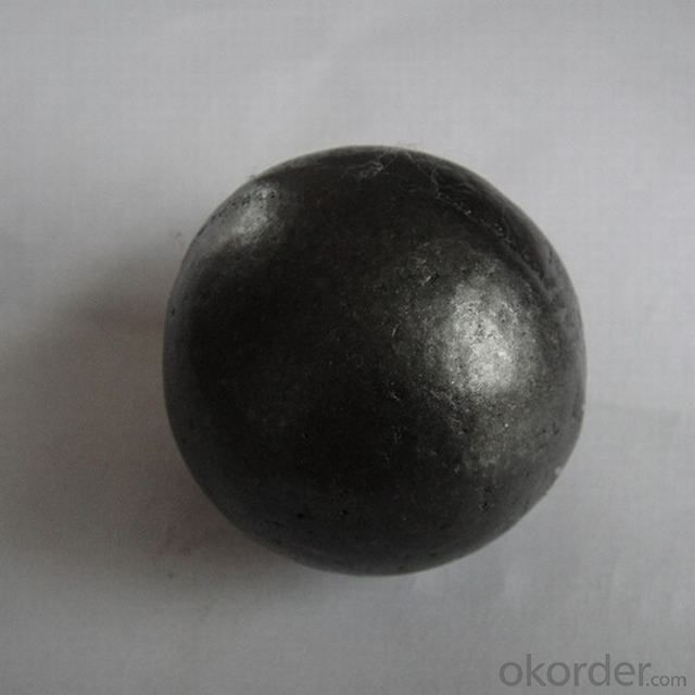 Grinding Ball Made in China in Low Price and High Hardness and Low Breakage Rate