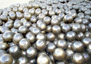 Copper Mine uesd High Chromium Cast Alloyed Grinding Ball with Top Reputation and Good Quality
