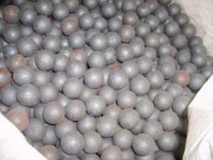 Forged Steel Grinding Ball Made in China apply for Power Plant, Mineral Processing and Cement Plant