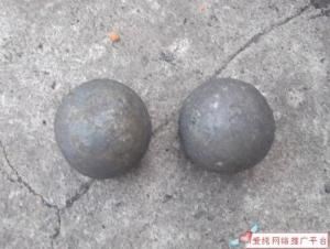 Low Breakage Rate Grinding Media Ball Made in China with the Top Quality Steel and High Hardness