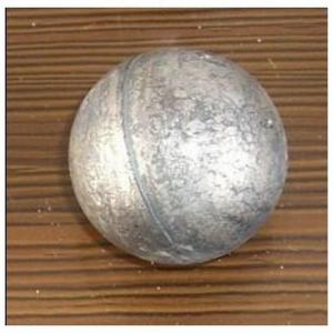 Steel Grinding Media Mill Ball with Well Abrasive Resistance Made in China apply for Mineral and Cement