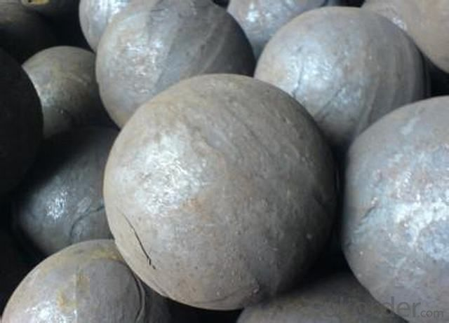 Alloyed Steel Grinding Ball with Low Prease and Top Quality made in China