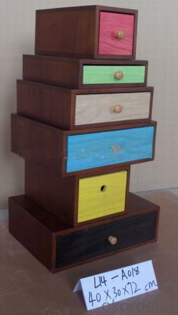 2014 New Design Color Cabinet/Wooden Furniture