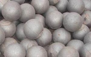 Copper Mine ues High Chromium Alloyed Grinding Ball made in Chian and in Top Quality