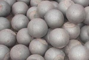 Ball Mill Chromium Alloyed Grinding Ball made in China with Top Quality and Highest Hardness